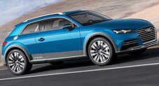 Audi Shooting Brake Concept,