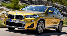 Bmw X2, con Driving Assistant e Intelligent Parking tanta sicurezza e praticità