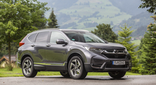 Honda CR-V, il best seller si rinnova