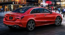 Mercedes Classe A Sedan, al Salone di Pechino arriva la berlina