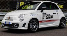 Rally Italia Talent griffato Abarth sbarca in Sardegna per la sua seconda tappa