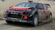 Rally Messico, vince Meeke (Citroen). 2° Ogier (Ford) torna leader in classifica, terzo Neuville (Hyundai)