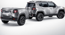 Renegade Hard Steel: la show car che fa grande la piccola di casa Jeep