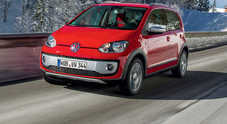 Arriva la Cross, Volkswagen up! ora è anche Suv