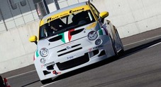 Rally Italia Talent, al volante delle Abarth 595: tutto pronto per le finali