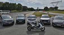 Sicurezza stradale: Bmw, Ford e Psa alleate per far dialogare le auto. Test collettivo a Parigi