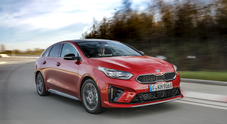 Kia Proceed, ecco l'originale shooting brake