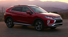 Mitsubishi Eclipse Cross, il Suv coupé con design evoluto e motori efficienti