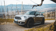 Countryman ibrida plug-in, ecco la Mini alla spina