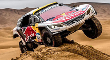 Peugeot domina al Silk Way Rally. Despres e Costera fanno il bis con la 3008 DKR