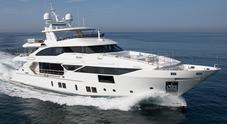 "Benetti, lo yacht Skyler si aggiudica in Cina il premio ""Best of the best"" di Robb Report"