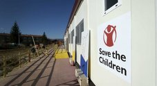 Terremoto, inaugurato ad Amatrice un centro Save the Children voluto da BMW