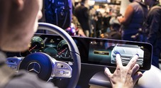 Hey Mercedes, l'assistente vocale dotato d'intelligenza artificiale sale sulla Classe A