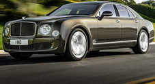 Bentley Mulsanne Speed, arriva l'ammiraglia che va come una supercar