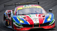 Ferrari guida la classifica del WEC. Con la pole in Messico Rigon e Bird primi nella Gte Pro