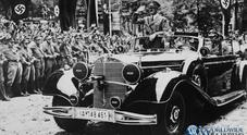 All'asta la Mercedes di Hitler. La 770K Grosser battuta al Worldwide Auctioneers