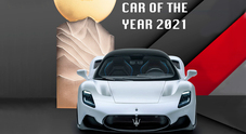 "Maserati MC20 è ""China Performance Car of the Year 2021"". Premio alla supersportiva 100% made in Modena"