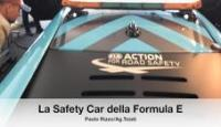 Formula E, dentro la Safety Car