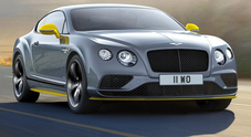 Bentley GT Speed Black Edition, più coppia e potenza per la Continental da 642 cv