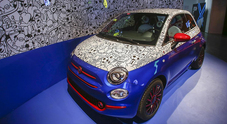 "Fiat 500 Pepsi ""Live for Now"": Garage Italia Customs by Lapo colpisce ancora"