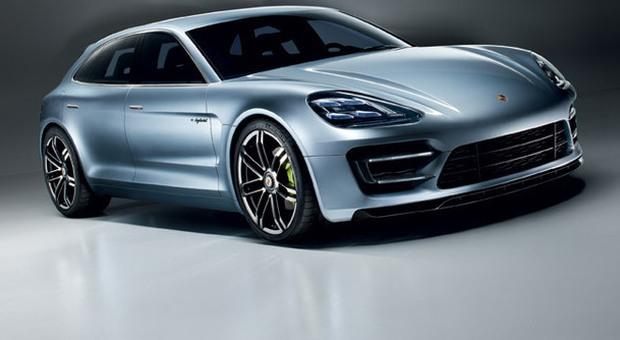 Sport Turismo La Porsche Quasi Wagon Una Panamera Ibrida E Senza