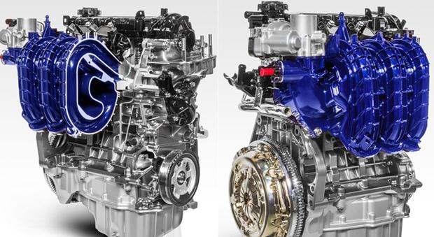 Rivoluzione Fiat Arriva Il Motore Tre Cilindri 232