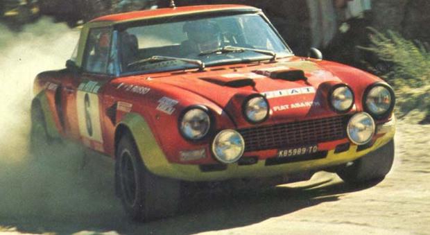 Avanza Rally Look >> Targa Florio 100 nel segno dello Scorpione, la Abarth 124 Spider punta ai fasti del passato