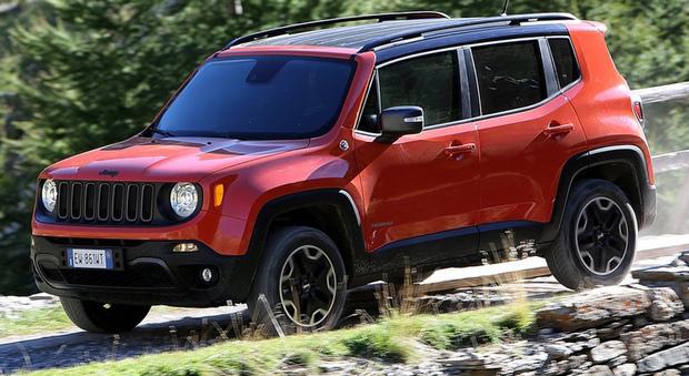 Jeep Renegade, svelati i sette piccoli segreti da scoprire ...