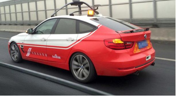 baidu l 39 auto cinese che sfida google nella guida autonoma. Black Bedroom Furniture Sets. Home Design Ideas