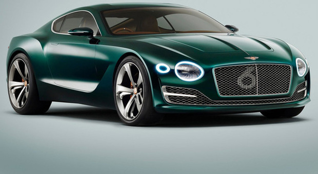 La EXP 10 Speed 6, il conceprt esposto da Bentley al salone di Ginevra