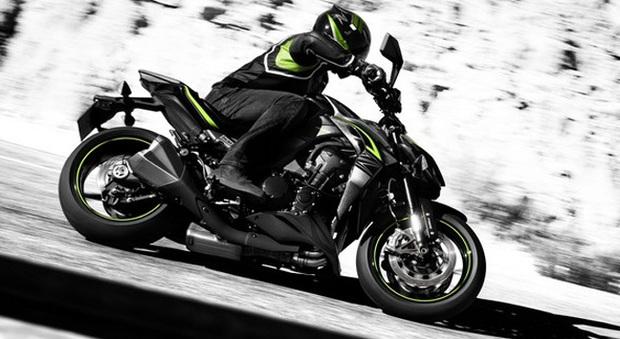 Kawasaki Z1000 R Edition, all'Eicma la versione ...