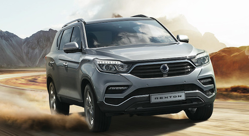 Il rinnovato Ssangyong Rexton