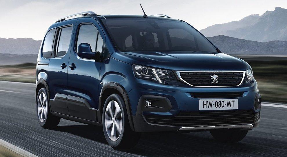 Risultati immagini per Peugeot Rifter