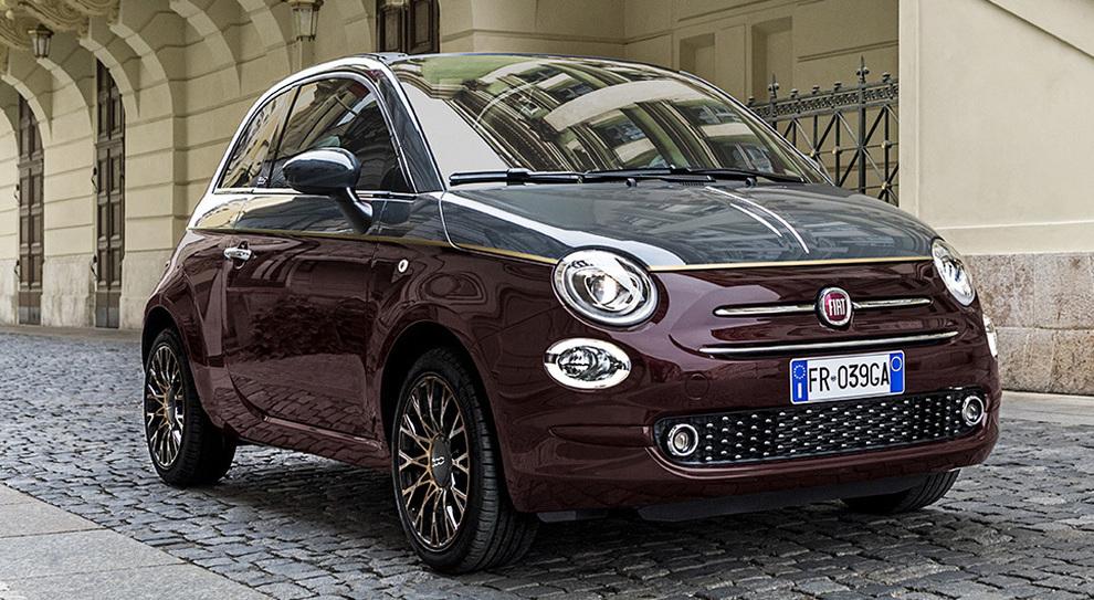Vogue Interni Grigio : Fiat 500 collezione elegante e raffinata. sfila lultima creazione