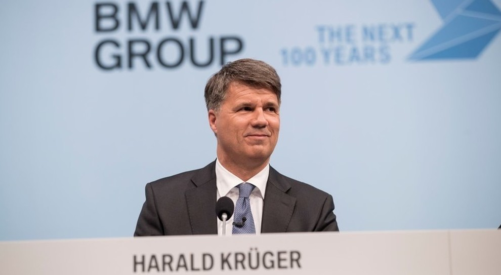 Harald Kruger, ceo di BMW