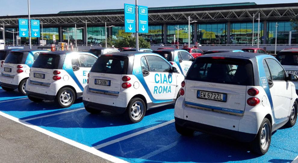 Car2go Atterra A Fiumicino Car Sharing Di Daimler