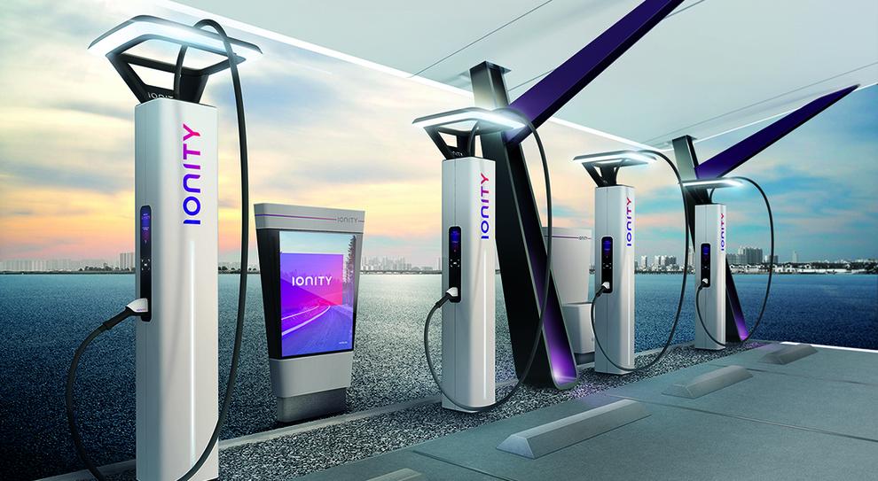 Mobilit elettrica i piani di volkswagen e ionity per for Piani di costruzione commerciali gratuiti