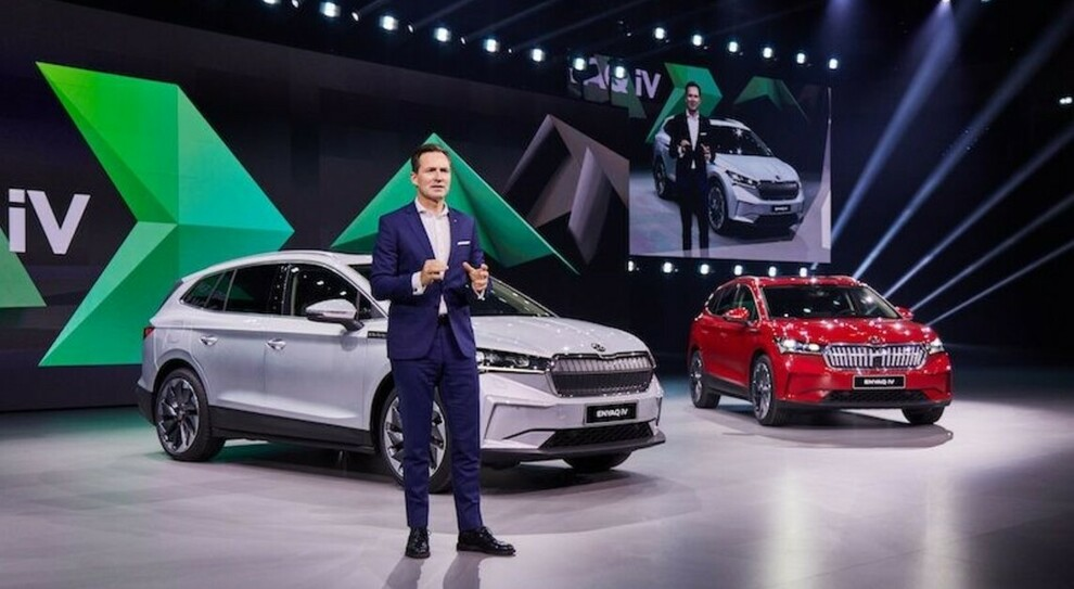 Thomas Schäfer, ceo di Skoda