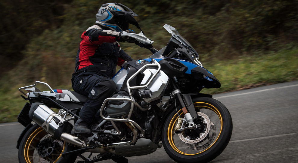 La nuova BMW R 1200 GS Adventure