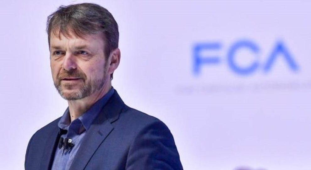 Mike Manley, ceo di Fca