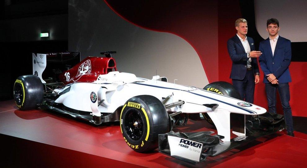 L'Alfa torna in pista, Marchionne: