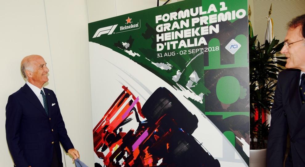Gran Premio d'Italia 2018 Monza: presentato il poster ufficiale