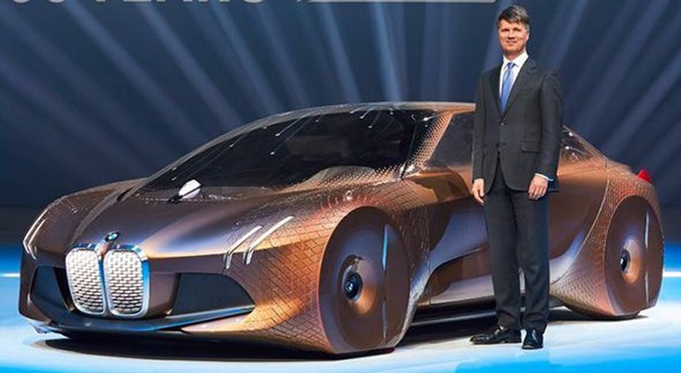 Harald Krueger, ad del BMW Group