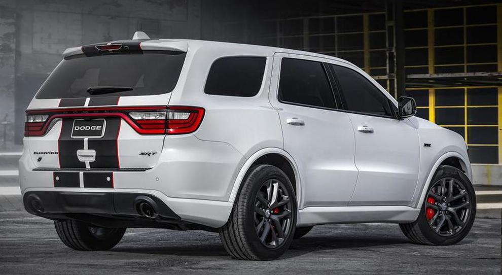 Il Dodge Durango SRT