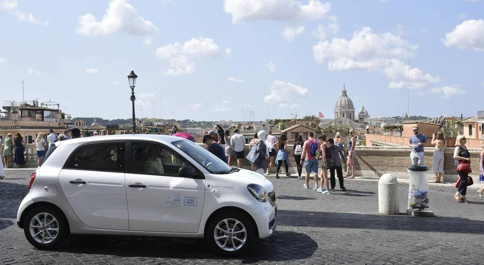 Car2Go in partnership con l'ateneo di Tor Vergata, il car-sharing va anche all'Università