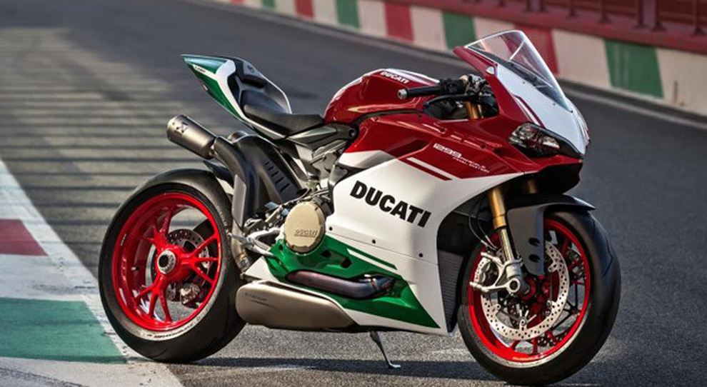 Una Ducati 1299 Panigale Final dition