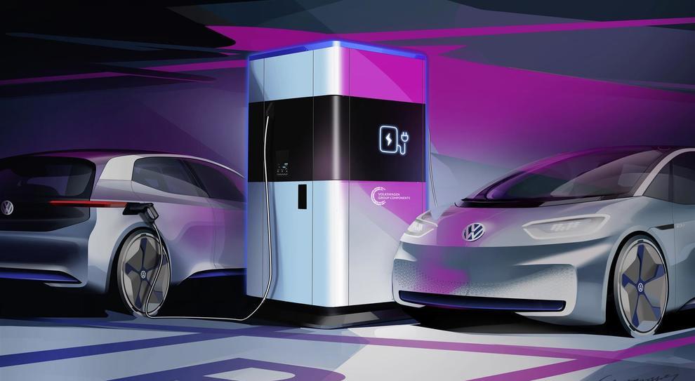 Volkswagen diventa fornitore di energia pulita: al via il progetto Elli