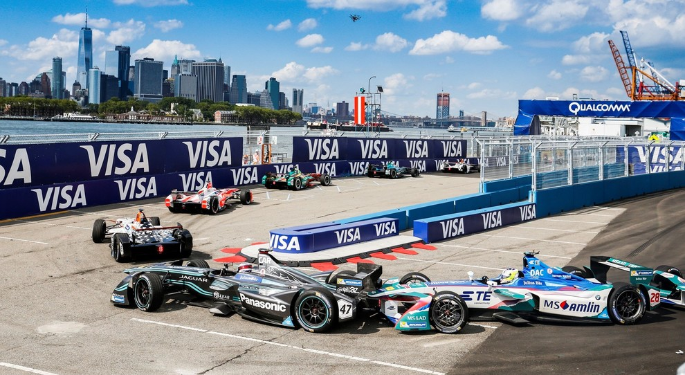 Il primo ePrix di New York