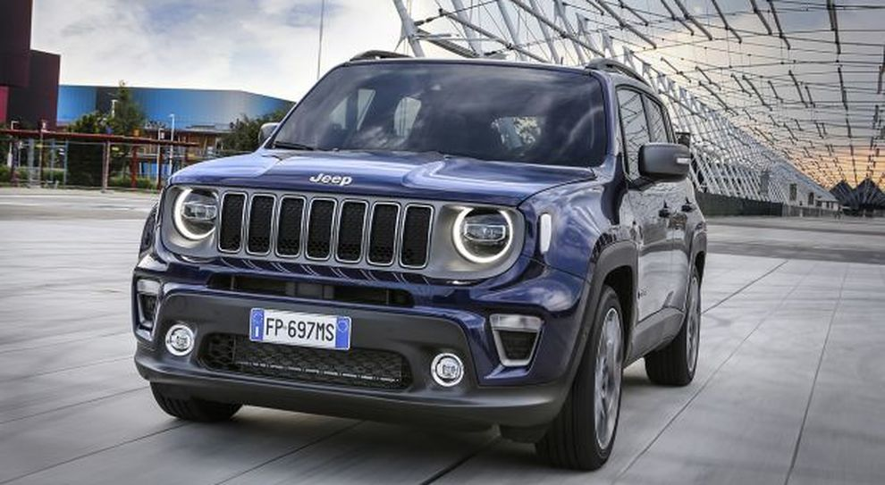 La Jeep Renegade Model Year 2019