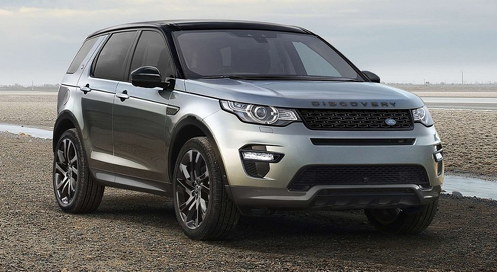 Il Land Rover Discovery sport